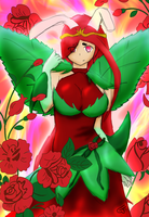 Rose Blooms Updated by Saruteku