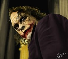 The Joker by Rising-Phoenix87