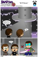Wi-Fi Router by DairyBoyComics