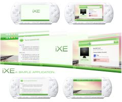 iXE - PSP by buckers