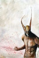 Wolverine 6 by menton3