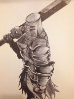 Black Iron Tarkus by Twisted-Serpent