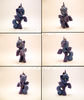 Blind Bag Princess Luna Mk2 by nonokono