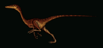 Coelophysis by MisterBug