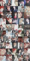New Icons SHINee 2011 78 pIx by wafo7