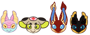 grem lineup by HappieMeal