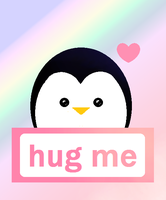 Penguin needs hugs by Feliks-Grell