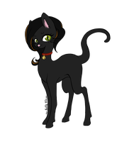 Cat Pony Auction (CLOSED) by Midnight--Comet