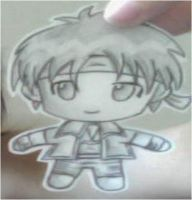 Chibi Orphen XD by Foreveryoung8