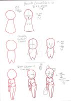 ghetto chibi tutorial by DarkBullet777