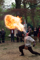 Stock Fire breather by Annarigby