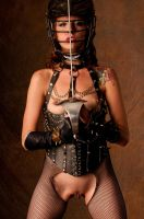 Lavella With Saber 6 by JohnRunningsErotica