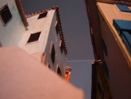 Ville provence 3 by Chevic