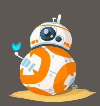 BB-8 by Malycia