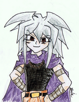 Bakura new outfit by pinkgoth101