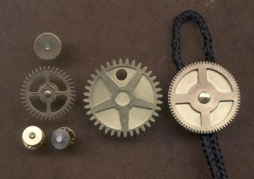 Six Gear Jewels by DonSimpson