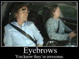 Richard Hammond Eyebrows by Anime-Reality