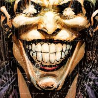 Joker - 6x6 by ronsalas