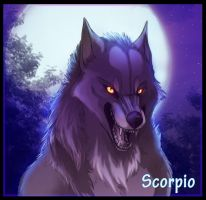 Icon Test2: Worgen - Scorpio by frisket17