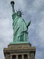 Statue of Liberty by monkeys17