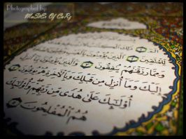 Holy Quraan by muslimz
