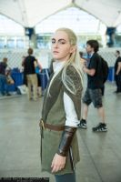 Legolas cosplay- SDCC 2013 by Tatsue