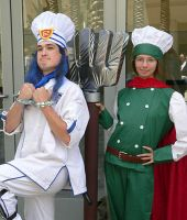 Symphonia Chefs by MidnightMist