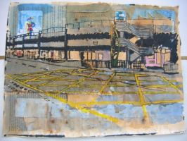 Boulevard No.2 2006-2007 by 3FF3CT