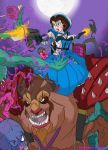 Beauty and the Beast....and Zombies by WheatleysOWN
