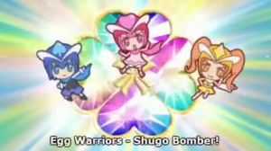 shugo bombers UNITE by crazy-love2draw
