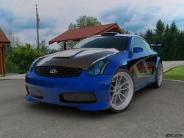 Infiniti Tunned by cipriany