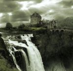 Photo Manipulation : My Castle by MaverickFUU1