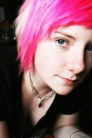 Pink hair cam by Sweepee