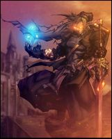 Dark Link COLOR by vest