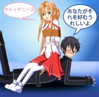 .: SAO : To The Rescue :. by Sincity2100