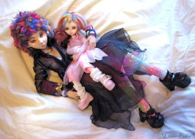 Arwen and Ru's new Shoes by Lithe-Fider