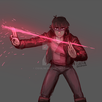 keith by Cissil98