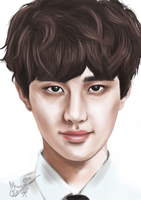 Do Kyungsoo by man95