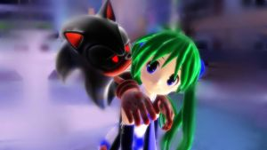 [ MMD ] Hang on tight  by shammah121