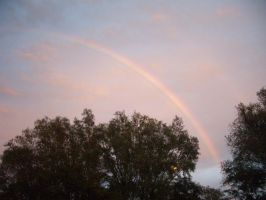 Rainbow oct 4th by A-mieke
