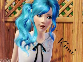 New character! by TheSims3KawaiiMaker