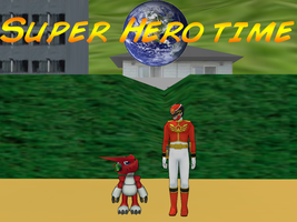 [MMD] American Super Hero Time 2013 by mattwo