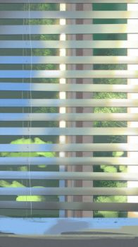 Window Blinds Study by balloonwatch