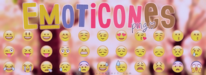 Emoticonos png by Yahi-m