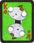 Ragamuffin The King of Diamonds by 12jack12