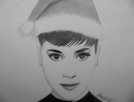 Audrey Santa by Pappimaster