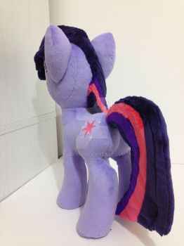 Twilight Plush Rear View by pokey52