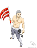Hidan in Perspective by Gingersnap87