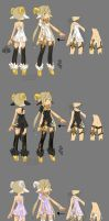 Dragon nest myth costume academic by ZiyoLing