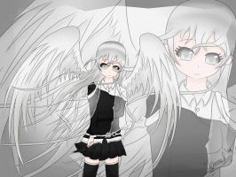 White Angel by iloveanime19514425